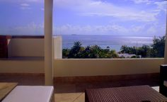 Sweeping views at Privilege Aluxes, Isla Mujeres