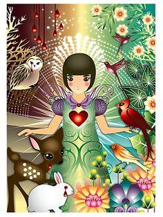 Wonderwall - Catalina Estrada - save the world
