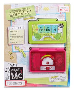 Project Mc² is where smart is the new cool! Join us for fun learning activities, videos, and games for girls! Games For Girls, Toys For Girls, Fun Learning, Learning Activities, Project Mc2 Toys, Project Mc Square, Barbie Makeup, Lie Detector, Accessoires Iphone