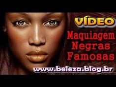 Assista esta dica sobre (VÍDEO) Maquiagem para Pele Negra: Inspire-se nas Famosas e muitas outras dicas de maquiagem no nosso vlog Dicas de Maquiagem.