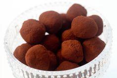 טראפלס שוקולד מנטה