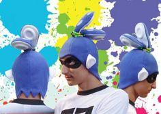 Splatoon Inkling Boy Hat