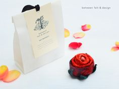 Items similar to Felted Brooch Bouquet Roses Red Rose Weddings Gift Woman Accessories Gifts Under 20 beast rose gift Mom present For-girlfriend Valentine's on Etsy Best Gifts For Mom, Diy Mothers Day Gifts, Red Rose Wedding, Red Rose Bouquet, Felted Slippers, Felt Brooch, Mother's Day Diy, Natural Latex, Look Chic