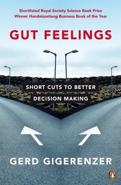 buy now   £9.99   [ Gut Feelings: The Intelligence of the Unconscious By ( Author ) Jul-2008 PaperbackNewMint ConditionDispatch same day for order received before 12 noonGuaranteed packaging