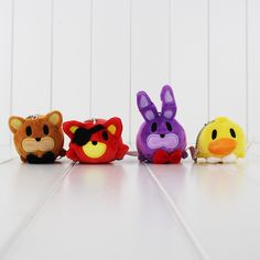Cheap freddy fazbear, Buy Quality nights freddys plush directly from China freddy plush Suppliers: Kawaii Tsum Tsum Five Nights at Freddy's Plush Doll FNAF Pendant Freddy Fazbear Bear Fox 8cm Stuffed Plush Toys Christmas Gift