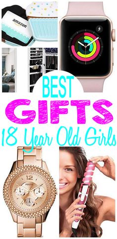 BEST Gifts 18 Year Old Girls Will Love 18th Birthday Present