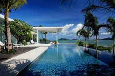Oceanfront Villa | HomeDSGN, a daily source for inspiration and fresh ideas on interior design and home decoration.