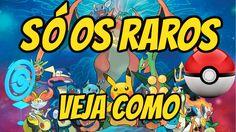 Como Capturar Pokemon Raros com TuTu APP
