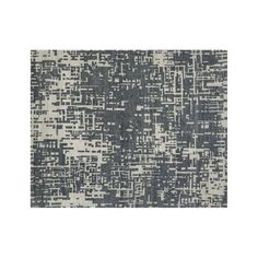 Celosia Grey Hand Knotted 8'x10' Rug | Crate and Barrel