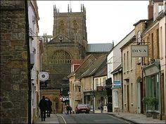 Sherborne, England. Oh Dear Old Sherborne!!