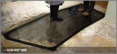 Cellar Doors, Trap Doors And Cellar Hatches for basements And Cellars - Cellar Access Glass Wine Cellar, Trap Door, Root Cellar, Basement House, House Made, Glass Door, Future House, Decorative Accessories, Cellar Doors