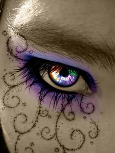 pixiedustchronicles:    When a fairy cries the tears create fairy dust imprints on their cheeks.  ~Tears from a fae