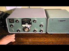 The Heathkit SB-310 Shortwave Receiver