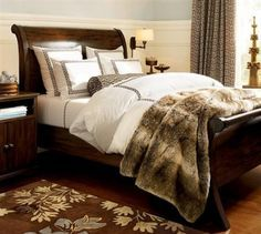 Dormitorios modernos | camas trineo - DecoraHOY