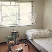 魅力的な一人暮らし部屋インテリア!