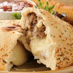 A tasty Steak and Cheese Calzone recipe.. Steak And Cheese Calzone Recipe from Grandmothers Kitchen.