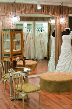 f75309e476e I like the armoir that holds the bridal jewelry Boutique Ideas