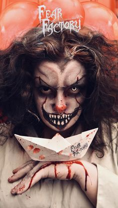Fear Factory, Brave, Halloween Face Makeup, Movie Posters, Fictional Characters, Film Poster, Fantasy Characters, Billboard, Film Posters