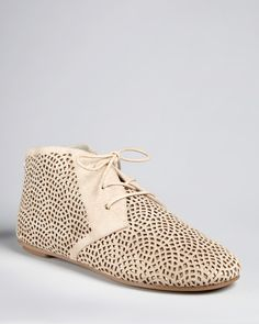 House of Harlow 1960 Lace Up Oxford Flats
