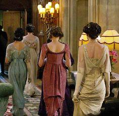 The Ladies of Downton season I