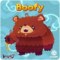 Picomy Games: Heroki Cards - Boofy & Webspun