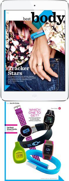 Women's Health Tablet Magazine. More on www.magpla.net MagPlanet #TabletMagazine #DigitalMag
