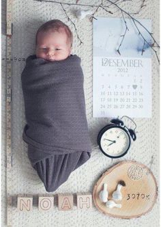 Newborn infant baby boy birth announcement Toni Kami ~ Bb ~ Precious newborn baby photography idea for a boy or a girl! Baby Boy Birth Announcement, Baby Announcements, Birth Announcement Social Media, Im Pregnant Announcement, Foto Newborn, Newborn Photos, Birth Photos, Infant Photos, Baby Kind