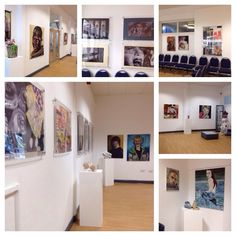 Our beautiful gallery space in school. Photo Wall, Classroom, Space, Gallery, School, Photos, Beautiful, Home Decor, Class Room