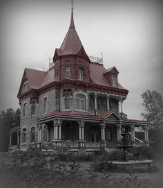 Maison victorienne Inspiration maison will et Thomas