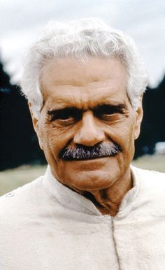 Omar Sharif born in April of 1932. He is making a film that will be released in 2014. What a star! Died at 83 in July of 2015.