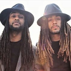 Fine with dreads Dreads, Black Men Hairstyles, Cool Hairstyles, Beautiful Hairstyles, Curly Hair Styles, Natural Hair Styles, Pelo Natural, Handsome Black Men, Dreadlock Hairstyles