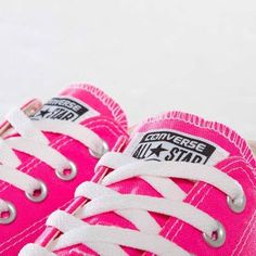 Afbeelding via We Heart It https://weheartit.com/entry/155000943 #allstar #converse #girly #pink #sneakers
