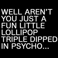 Triple dipped...