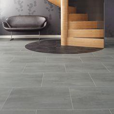 grey travertine -karndean.com