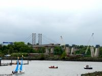 QUEENSFERRY CROSSING PART 1 FORTH CROSSING UNDER CONSTRUCTION