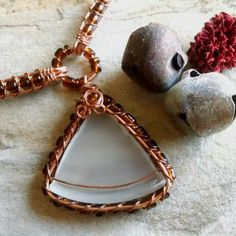 This is one of my favorites. I had so much fun wire weaving and can't wait to make another! I know you will love it too.