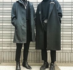 Edgy Outfits, Grunge Outfits, Cool Outfits, Fashion Outfits, Emo Fashion, Fashion Tips, Korean Fashion Men, Korean Street Fashion, Mode Man