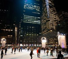 Bryant Park | New York City by eTips Travel Apps