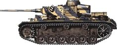 WW2 Tank Camouflage Patterns | Panzer III Camouflage Patterns