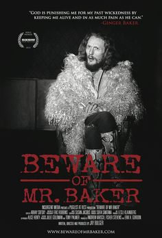 Documentary about the infamous Cream-Drummer.