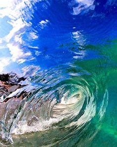 Olas de Hawai - 2 (© Derechos Reservados de la British Broadcasting Corporation Corporación Británica de Radiodifusión 2012)