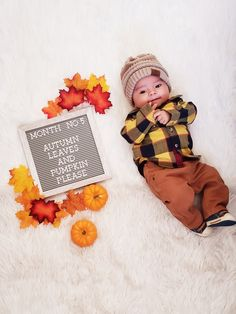 5 months, autumn baby Source by Monthly Baby Photos, Newborn Baby Photos, Baby Boy Photos, Monthly Pictures, Halloween Baby Pictures, Baby First Halloween, Fall Baby Pictures, Fall Pics, Photoshoot Idea