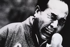 We are enjoying the photography of Japan's Daido Moriyama this morning. Daido is one of the most revered living Japanese photographers and his wor. Osaka, Robert Frank, Andy Warhol, Gerhard Rühm, Le Clown, Black And White Aesthetic, Ecole Art, Out Of Focus, Gelatin Silver Print