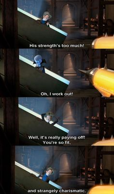 Megamind (Dreamworks)...I am slightly obsessed. Shall always be one of my favorites.