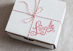 How To Ship Anything - The Etsy Blog (includes how to make your own shipping boxes!)