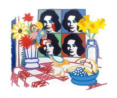 Artwork Still Life - The Estate of Tom Wesselmann