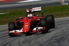 GP Malaysia - Rennen: Vettel besiegte Hamilton und hat den ersten Sieg für Ferrari eingeholt