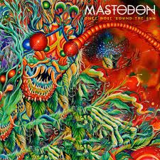 Trippy, monster, bug, rock, psychedelic, metal, heavy, detailed, intense, bright, colourful