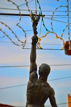 La forza! Photo Michele Tumminello