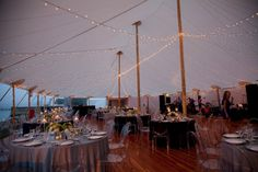 Tidewater Sailcloth Tents like lights!